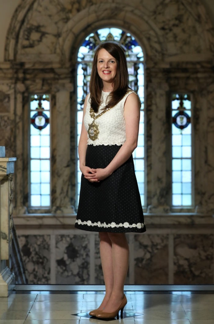 New Lord Mayor of Belfast_008