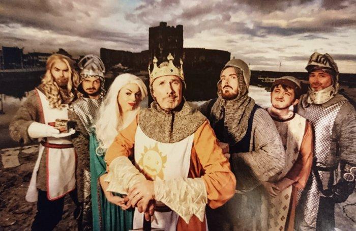 Review: Monty Python'sSpamalot